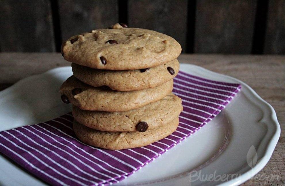 Subway cookies rezept vegan