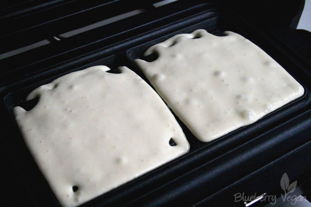 knusprige waffeln rezept waffeleisen