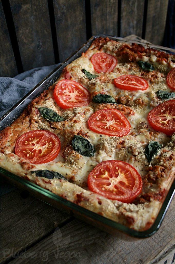 Einfache Lasagne ohne Schnickschnack