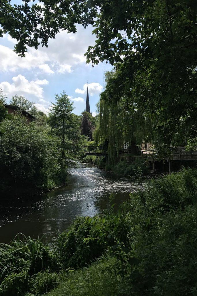 Die Via Baltica – Von Lübeck nach Bad Oldesloe