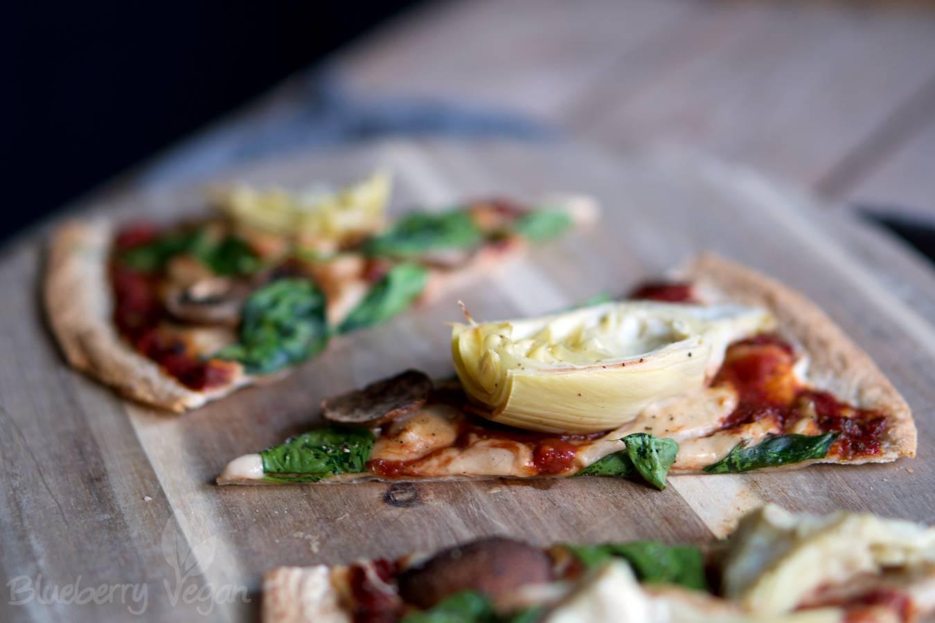 schneller hefeteig pizza