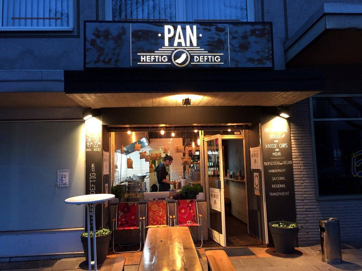Eating out at PAN – Heftig Deftig in Essen