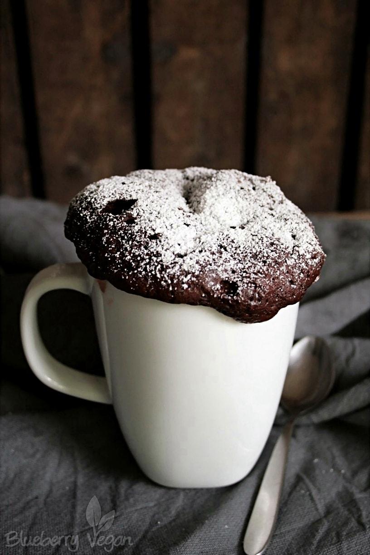 5-Minuten Tassenkuchen
