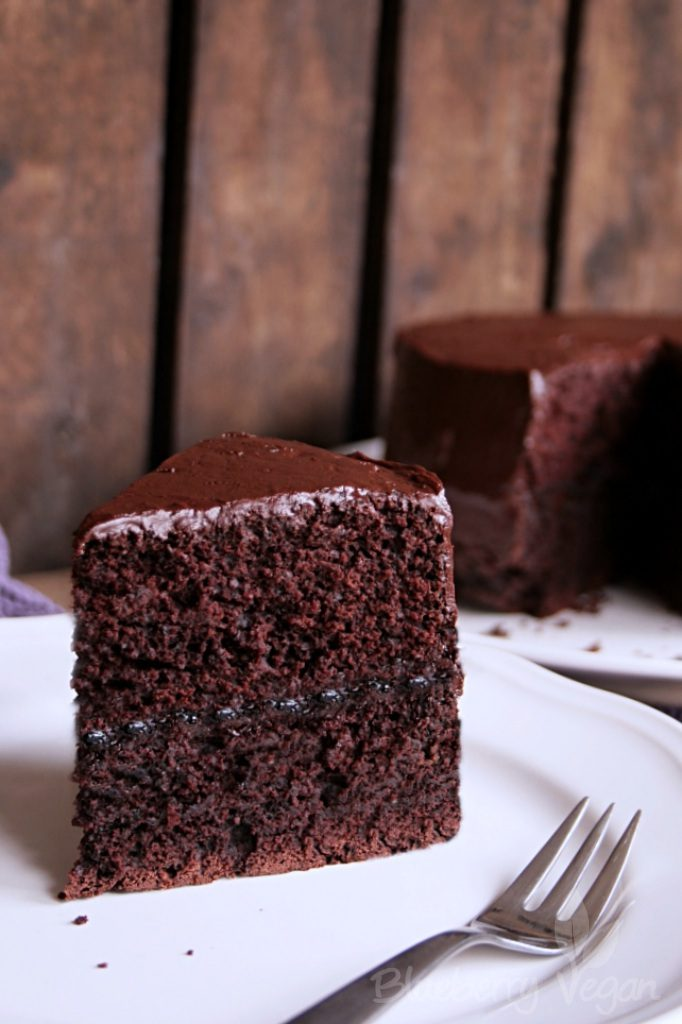 Chocolate Cake for Chocoholics