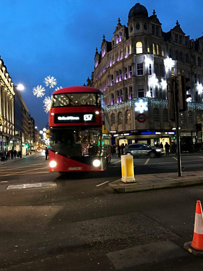 Unterwegs in London