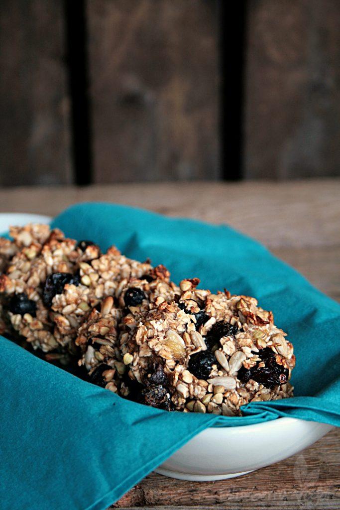 Healthy Granola Cookies