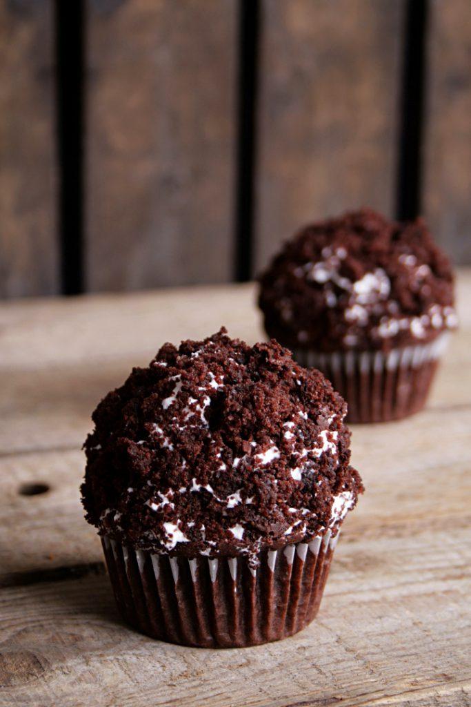 Cute Molehill Muffins