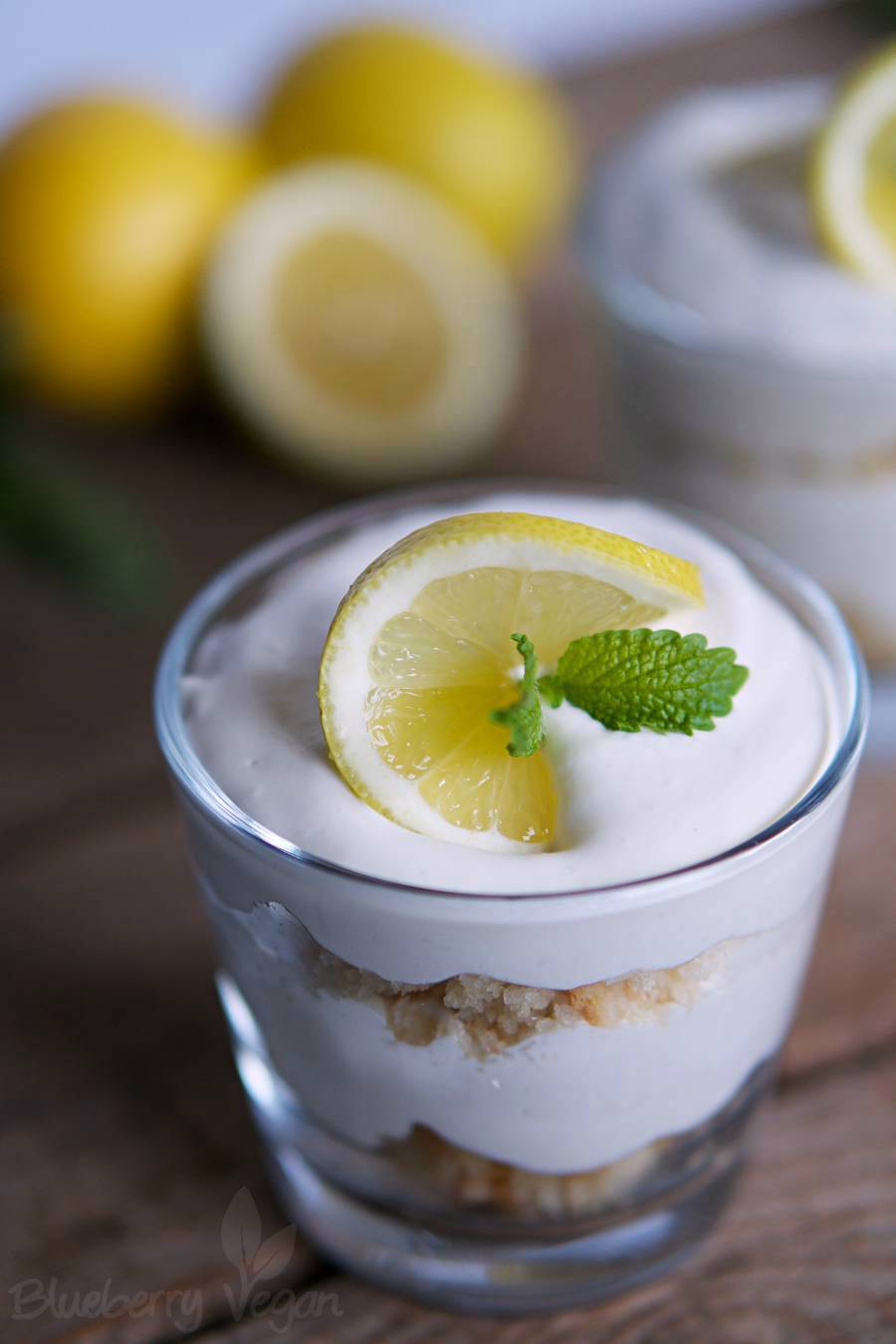 Fruity Lemon Tiramisu