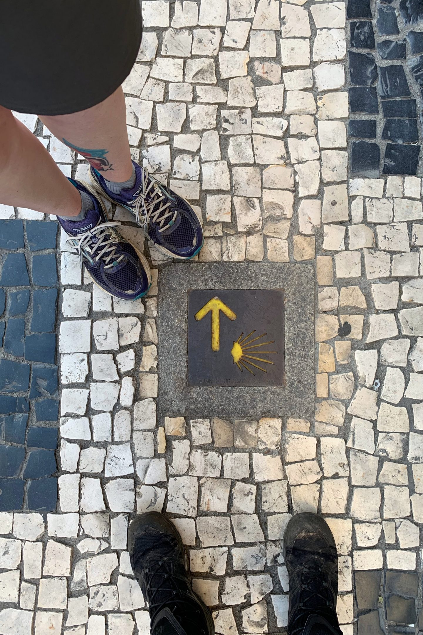 Mein Camino Português – Porto