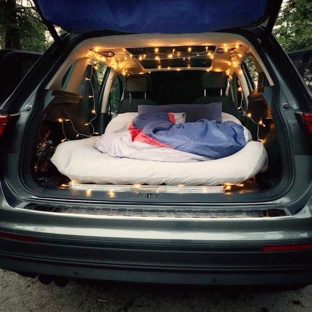 Car Camping – Die Ausstattung